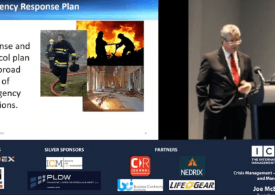 Crisis Management – Planning, Response and Management