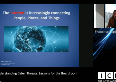 Understanding Cyber Threats: Lessons for the Boardroom