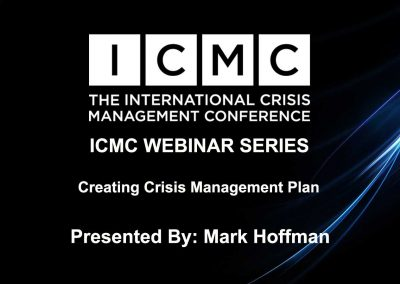 Creating a Crisis Management Plan