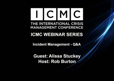 Incident Management – Q&A With Alissa Stuckey