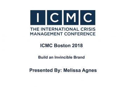 Melissa Agnes – Build an Invincible Brand