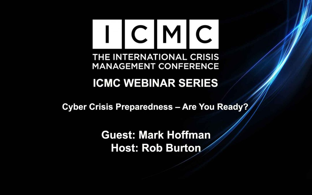 Cyber Crisis Preparedness – Are You Ready?