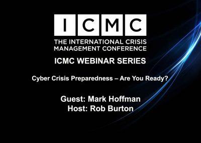 Cyber Crisis Preparedness – Are You Ready?
