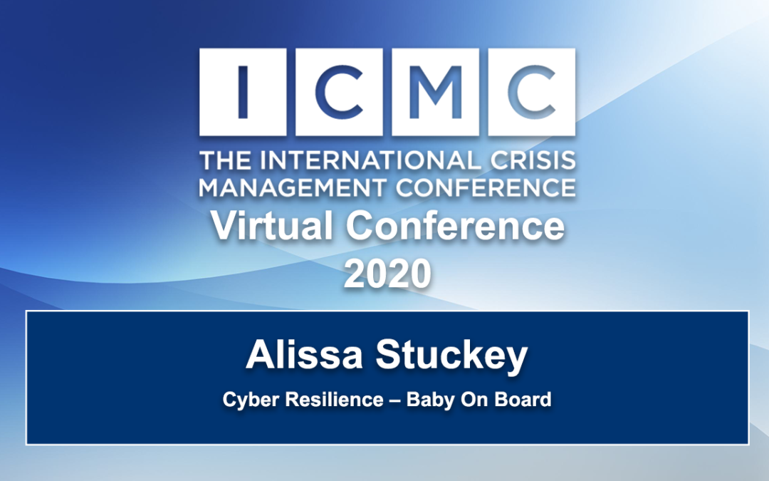 Cyber Resilience – Baby On Board
