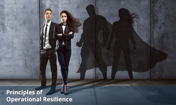New Course!  The Principles of Operational Resilience