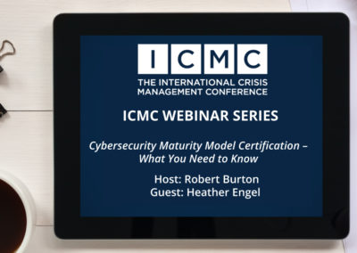 Cybersecurity Maturity Model Certification – What You Need to Know