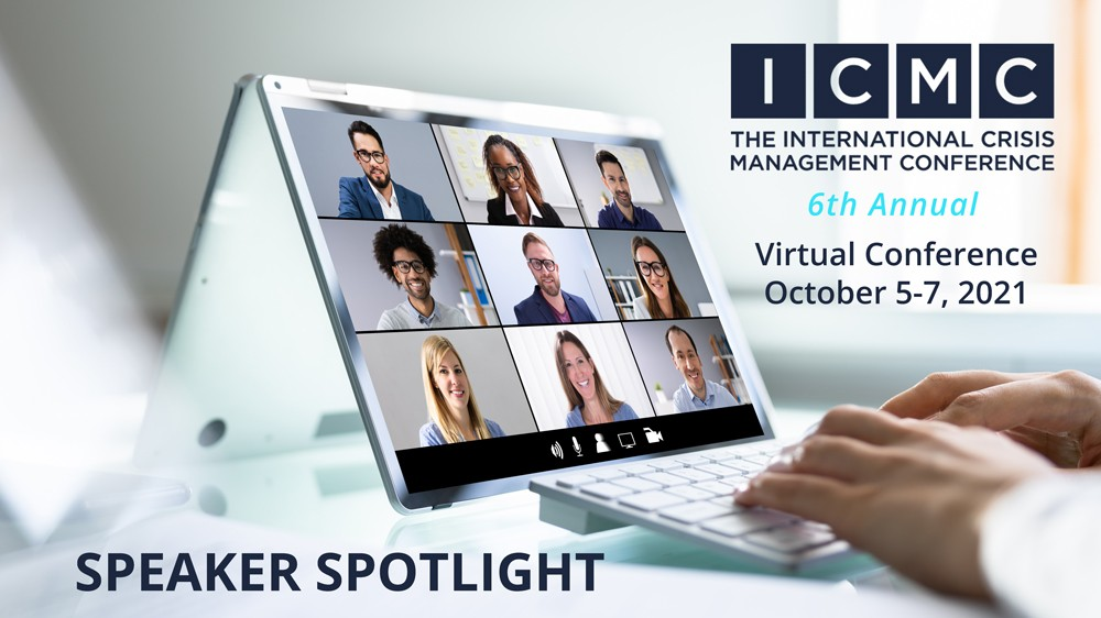 ICMC 2021 Speaker Spotlight – Ashley Goosman