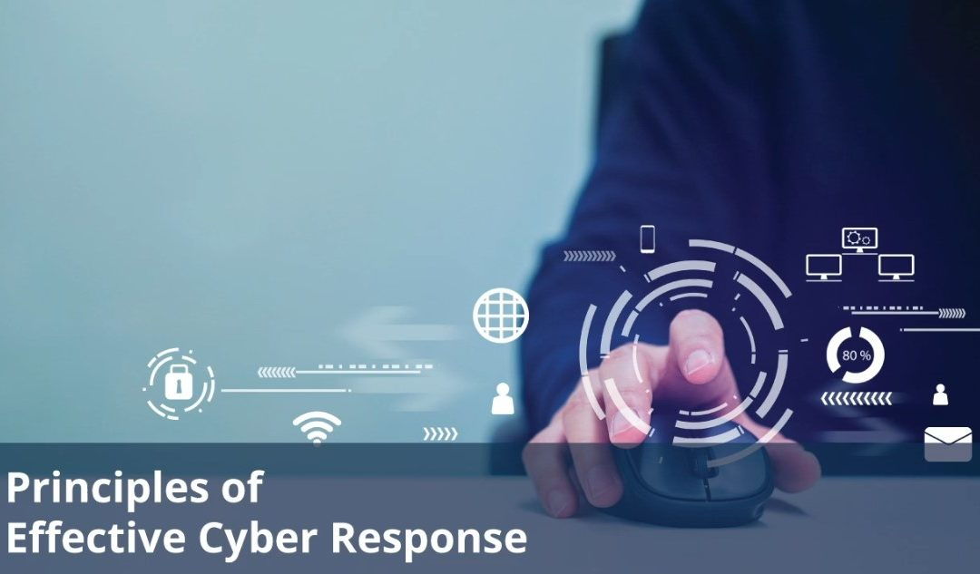 Video Blog – New Topics Covered In Effective Cyber Response Training
